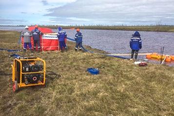 Pollution en Arctique: la Russie ordonne la vérification de structures bâties sur le pergélisol)