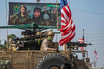 L'EI s'est renforcé après le retrait américain de Syrie