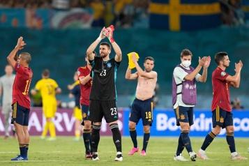 Euro L'Espagne rate son entrée et se contente d'un match nul contre la Suède)