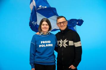 Annick Lefebvre, lauréate du prix Michel-Tremblay
