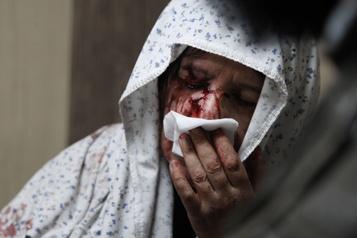 En Syrie, des dizaines de morts après la reprise de l'assaut du régime à Idleb
