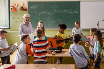 Helsinki Les enfants de nouveau autorisés à chanter)