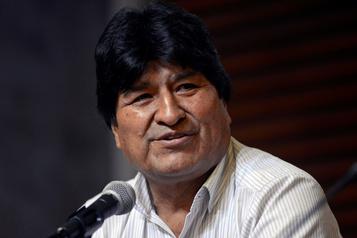L'ancien président bolivien Evo Morales candidat au Sénat