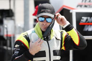 Gagnant en 2019, Simon Pagenaudrevient à Indy avec « une confiance énorme»)