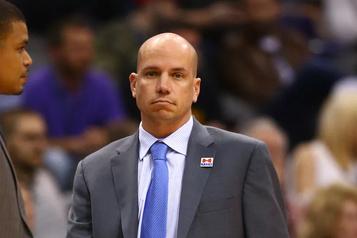 NBA Les Pacers de l'Indiana nomment Nate Bjorkgren entraîneur-chef)