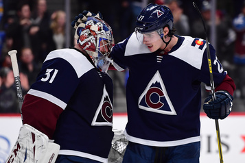 L'Avalanche a raison des Blues 5-3