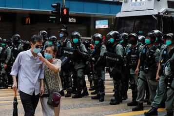 Hong Kong: le Canada met en garde contre un risque de «détention arbitraire»)