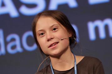 Greta Thunberg, personnalité de l'année du magazine Time