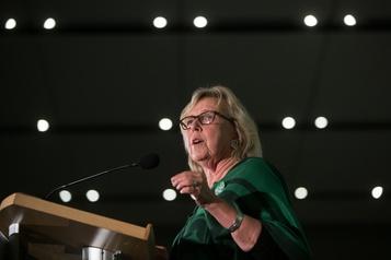Elizabeth May espère un consensus sur le climat)
