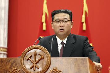 Corée du Nord Kim Jong-un accuse Washington d'être la «cause profonde» des tensions