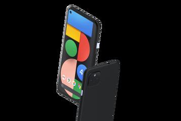 Google lance deux téléphones compatibles avec la 5G)