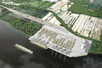 Terminal maritime de Contrecœur Ottawa accorde l'autorisation environnementale)