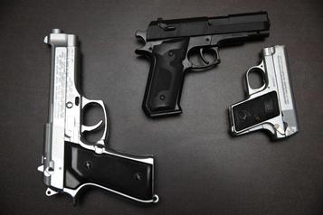 Toujours plus d'armes saisies dans les aéroports aux États-Unis