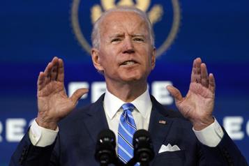 Ce qu'on attend de Biden dans l'immédiat)