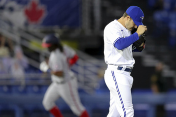 Revers des Blue Jays de 8-2 contre Washington)