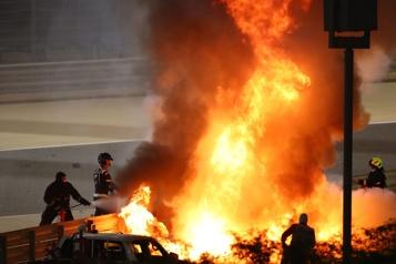 Formule 1  «Des leçons importantes tirées» de l'accident de Grosjean, selon Todt)