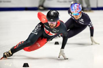 Mondiaux de patinage de vitesse courte piste Les Canadiens brisent la glace)
