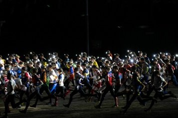 Finlande La plus grande course d'orientation au monde réunit 12000participants)