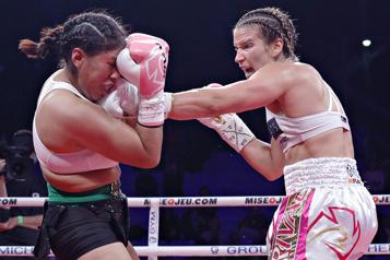 Boxe Jeanette Zacarias Zapata «étaiten parfaite santé», selonson père)