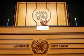 Syrie L'émissaire de l'ONU espère des «progrès» à la veille de nouvelles négos)