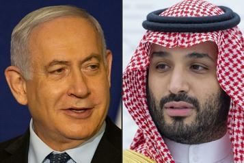Selon des sources israéliennes Visite secrète de Benyamin Nétanyahou en Arabie saoudite)