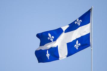 Le drapeau du Québec a 72 ans ce mardi