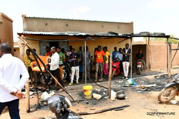 Burkina Faso Nouvelles attaques islamistes au Sahel : 30 morts)