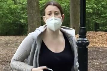 Central Park: la femme qui a inventé son agression par un homme noir accusée)