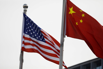 Menace pour la sécurité Washington sanctionne sept entités chinoises )