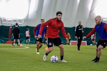COVID-19 Le TorontoFC doit interrompre son camp d'entraînement)