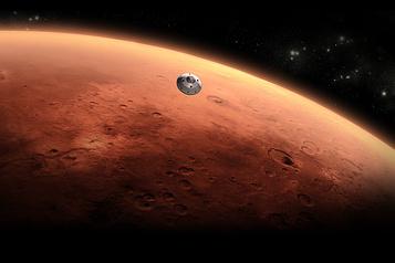 Ruée vers Mars)