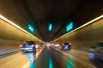 Chantier du tunnel Louis-Hippolyte-La Fontaine Réduire l'usage de l'auto en solo sera «le nerf de la guerre» )
