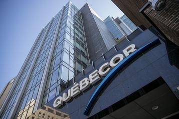 Québecor améliore son bénéfice au deuxième trimestre)