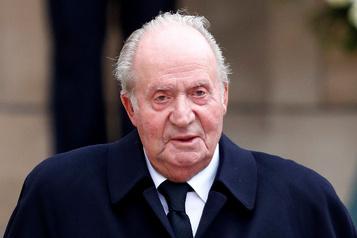L'ex-roi d'Espagne Juan Carlos serait à AbouDhabi)