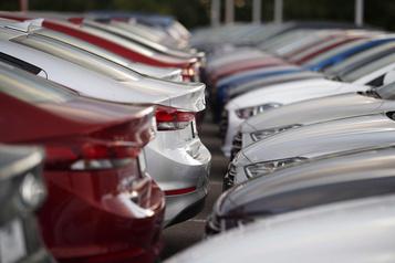 Les ventes de voitures ont chuté de 44?% en mai au pays)