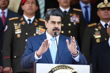 L'état-major vénézuélien réitère son soutien à Maduro après son inculpation aux É.-U.