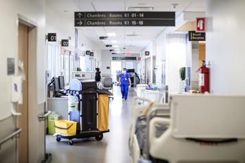 Soins intensifs dans les hôpitaux «Ce n'est pas fini, c'est juste unenouvelle normalité»)