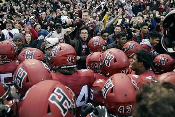 Ivy League: le sport est placé en pause pour le reste de l'année2020)