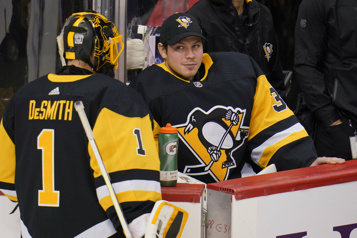 Dernier match de la saison Les Penguins seront privés de leurs deux premiers gardiens)