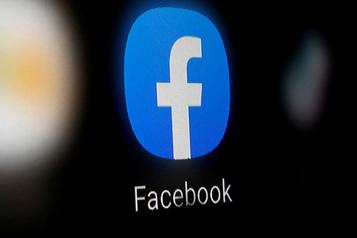 Facebook poursuit une entreprise américaine d'analyse de données