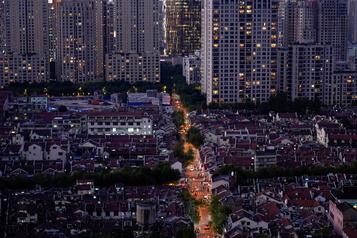 Chine: la croissance rebondit à 4,9% au 3etrimestre)