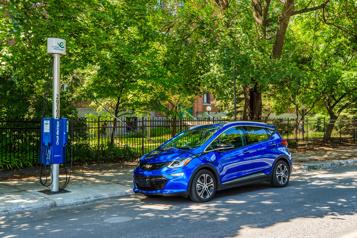Surchauffe de batteries de Chevrolet Bolt General Motors annonce avoir élaboré un correctif)
