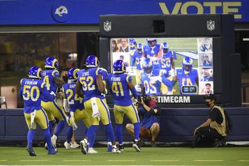 Les Rams ont raison des Bears24-10)