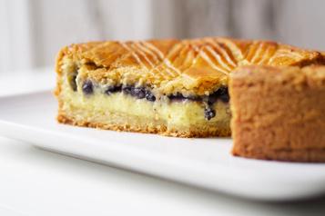 Une version québécoise du gâteau basque qui fait jaser)