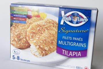 Aliments High Liner affiche un profit de 7,4millions)