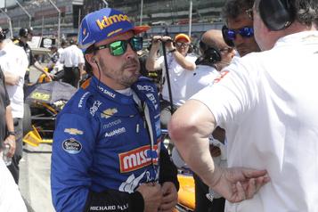 Fernando Alonso tentera de nouveau sa chance à Indianapolis