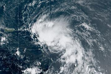 Haïti en alerte orange à l'approche de la tempête tropicale Laura)