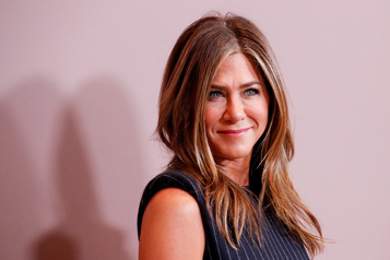 Jennifer Aniston (enfin) sur Instagram