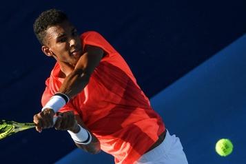 Tennis Félix Auger-Aliassime surpris par le 190ejoueur mondial)