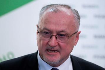 La Russie veut congédier le PDG de son agence antidopage)